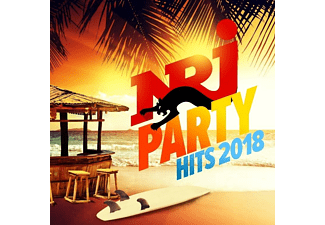 NRJ Party Hits 2018 CD