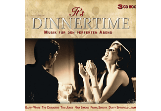 VARIOUS - It's Dinnertime - (CD)