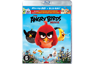 The Angry Birds Movie Blu-ray 3D
