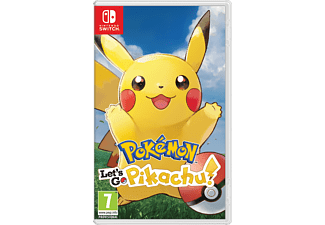 Pokemon Let s Go Pikachu Nintendo Switch