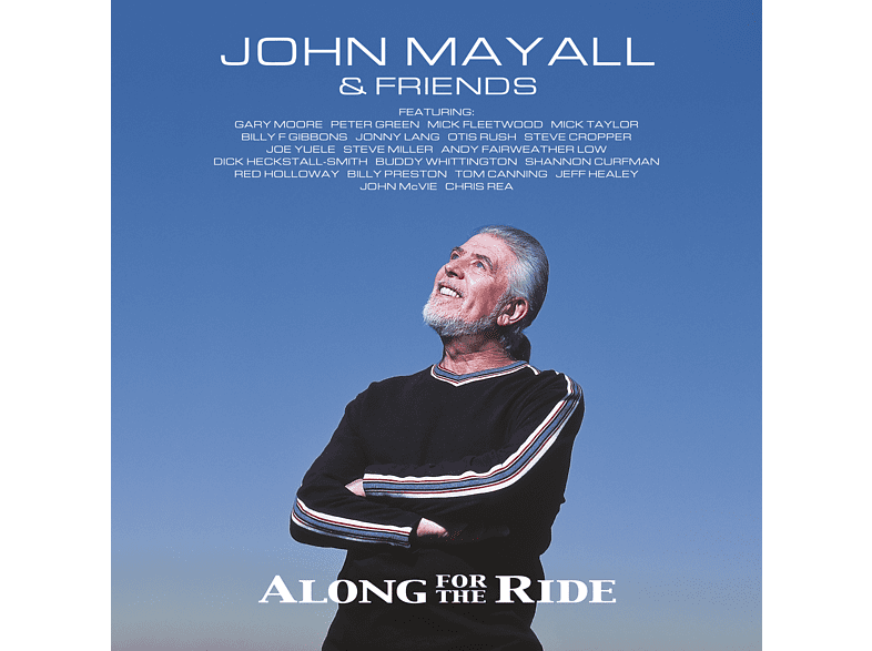 John Mayall - Along for the Ride (Limited Vinyl Edition) [LP + Bonus-CD]