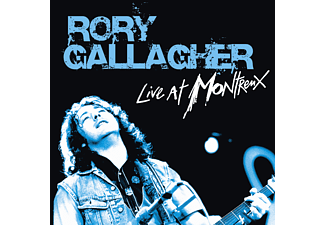 Rory Gallagher - Live At Montreux (Limited Vinyl Edition) - (LP + Bonus-CD)