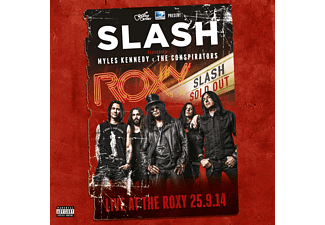 Slash - Live at the Roxy (Limited Vinyl Edition) - (LP + Bonus-CD)