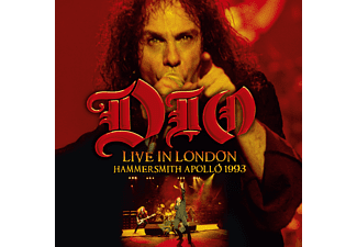 Dio - Live in London Hammersmith (Limited Vinyl Edition) - (LP + Bonus-CD)