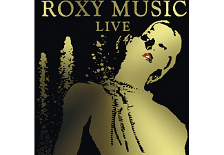 Roxy Music - Live (Limited Vinyl Edition) - (LP + Bonus-CD)
