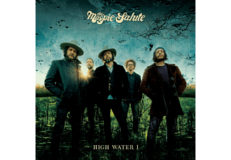 The Magpie Salute - High Water I (Limited Transparent 180gr.2LP+MP3) - (LP + Download)