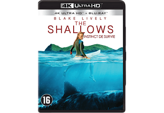 The Shallows - 4K Blu-ray