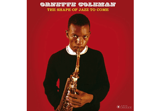 Ornette Coleman - Shape of Jazz To Come (High Quality) (Vinyl LP (nagylemez))