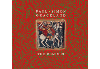Paul Simon - Graceland: The Remixes (CD)