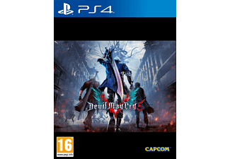 Devil May Cry 5 PlayStation 4