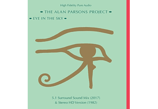 The Alan Parsons Project - Eye In The Sky (Audio Blu-ray) - (Blu-ray Audio)