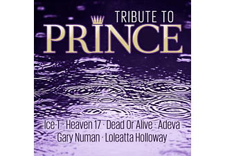 ICE-T-HEAVEN 17-DEAD OR ALIVE-GARY NUMAN-UVM. - Tribute To Prince - (CD)