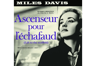 Miles Davis - Ascenseur Pour L' Echafaud (Lift To The Scaffold) - (Vinyl)