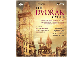 Belohlavek/Altrichter/Pesek/Prague Symphony Orch. - The Dvorák Cycle - (DVD)
