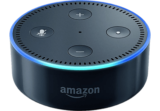 AMAZON Echo Dot (2nd Gen) Digital Röstassistent - Svart