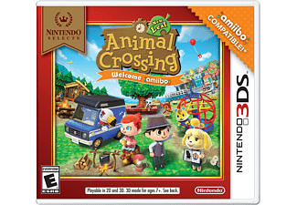 Animal Crossing - New Leaf Nintendo 3DS