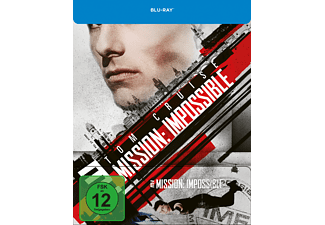 Mission: Impossible Limitiertes Steelbook - (Blu-ray)