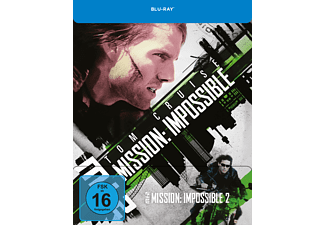Mission: Impossible 2 Limitiertes Steelbook - (Blu-ray)