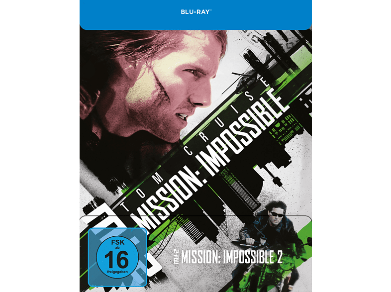 Mission: Impossible 2 Limitiertes Steelbook [Blu-ray]