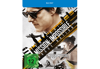 Mission: Impossible 5 - Rogue Nation Limitiertes Steelbook - (Blu-ray)