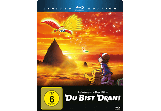 Pokémon - Der Film: Du bist dran! (Limited Steelbook) [Blu-ray]