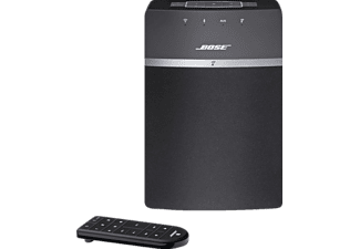 bose soundtouch 10 streaming lautsprecher in schwarz. Black Bedroom Furniture Sets. Home Design Ideas