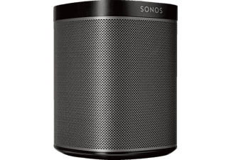 sonos play 1 smart speaker in schwarz kaufen saturn. Black Bedroom Furniture Sets. Home Design Ideas