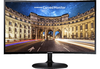 SAMSUNG C27F390FHU LED Curved 27 Zoll Full-HD Monitor (4 ms Reaktionszeit, FreeSync, 60 Hz)