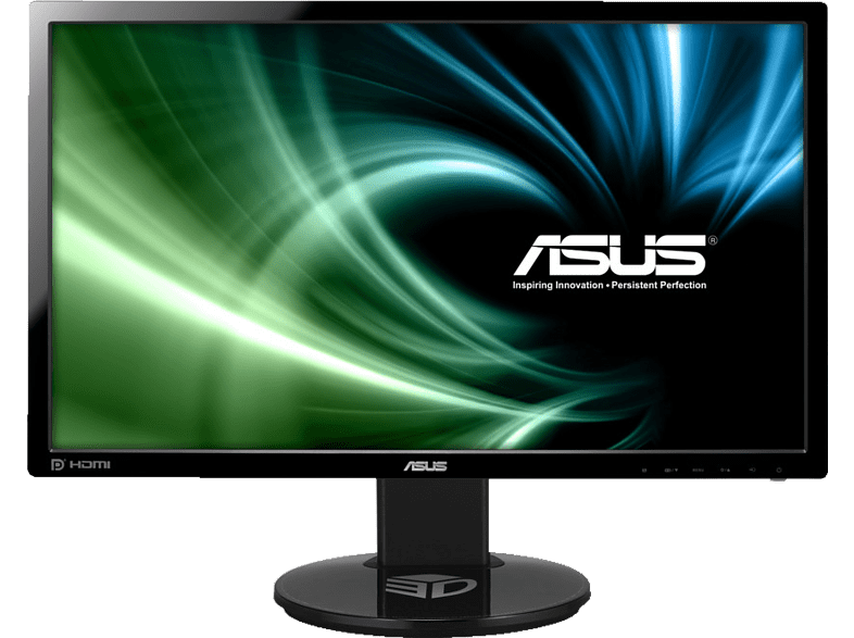 ASUS VG248QE  Full-HD Gaming Monitor (1 ms Reaktionszeit, 144 Hz)