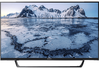SONY KDL-40WE665, 101 cm (40 Zoll), Full-HD, SMART TV, LED TV, 400 Hz XR, DVB-T2 HD, DVB-C, DVB-S, DVB-S2
