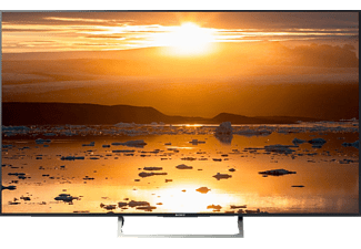 SONY KD-65XE7005, 164 cm (65 Zoll), UHD 4K, SMART TV, LED TV, 200 Hz XR, DVB-T2 HD, DVB-C, DVB-S, DVB-S2