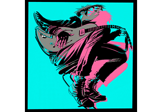 Gorillaz - The Now Now CD
