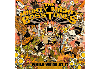 The Mighty Mighty Bosstones - While We're At It (farbiges Vinyl) - (Vinyl)