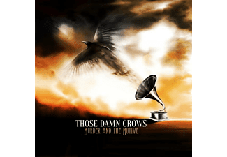 Those Damn Crows - Murder And The Motive - (Vinyl)