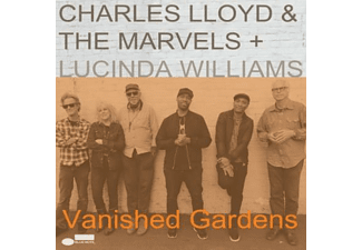 Charles Lloyd & The Marvels + Lucinda Williams - Vanished Gardens LP