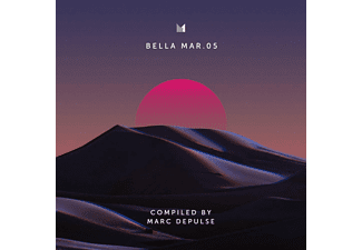 VARIOUS - Bella Mar 05 (compiled by Marc - (CD)