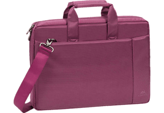 RIVA CASE 8231 Notebooktasche, Aktentasche, 15.6 Zoll, Lila