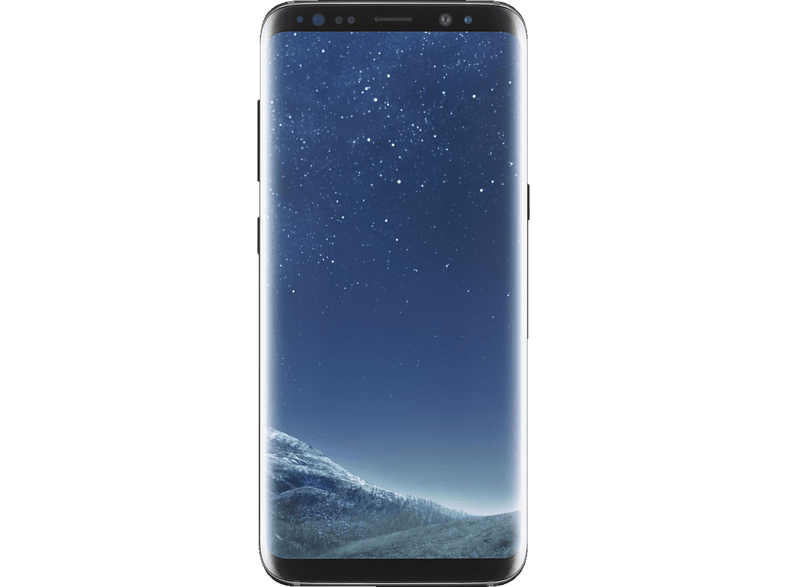 Mini Kühlschrank Media Markt : Samsung galaxy s8 64 gb midnight black handy kaufen media markt