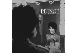 Prince - Piano & A Microphone 1983 LP + CD