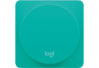 LOGITECH POP Draadloze Smart Button Teal (Apple HomeKit)