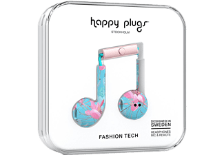 HAPPY PLUGS Earbud Plus - Botanica Exotica