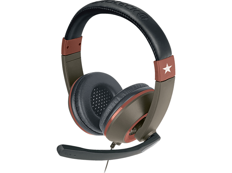 GIOTECK XH-100 - WIRED STEREO HEADSET (Military Edition)