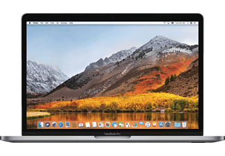 APPLE MPXV2D/A MacBook Pro mit Touch Bar, Notebook mit 13.3 Zoll Display, Core i5 Prozessor, 8 GB RAM, 256 GB SSD, Iris Plus Grafik 650, Space Grey