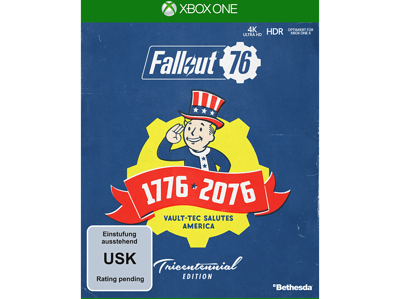 Fallout 76 Tricentennial Edition (Nur Online) [Xbox One]
