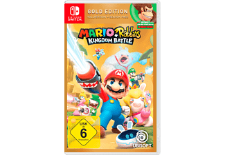 Mario + Rabbids Kingdom Battle Gold Edition - Nintendo Switch