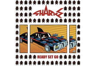The Sharks - Ready Set Go - (CD)