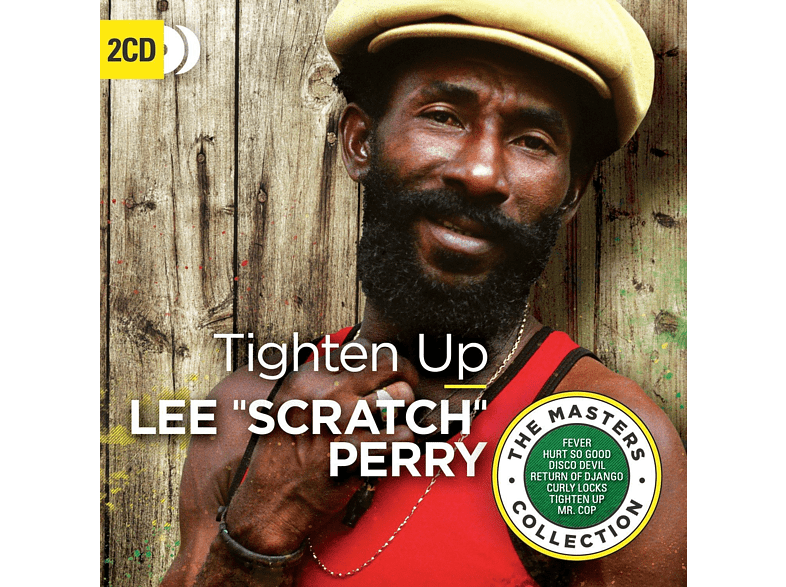 Lee Scratch Perry - Tighten Up (The Masters Collection) [CD]