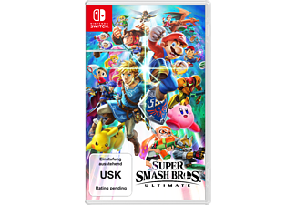 Super Smash Bros. Ultimate - inkl. SteelBook - Nintendo Switch