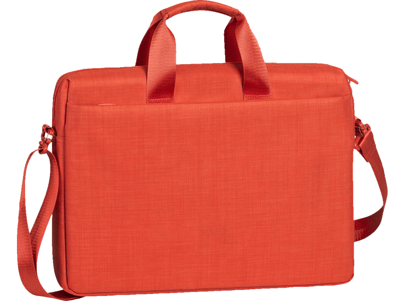 RIVA CASE  8335 Notebooktasche, Aktentasche, 15.6 Zoll, Orange | 04260403570814