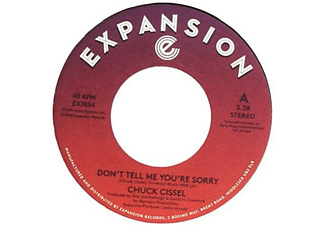 Chuck Cissel - don''t tell me you''re sorry / do you believe - (Vinyl)